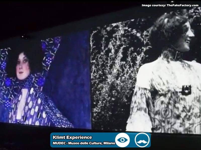 Klimt Experience presso MUDEC di Milano   Foto 08