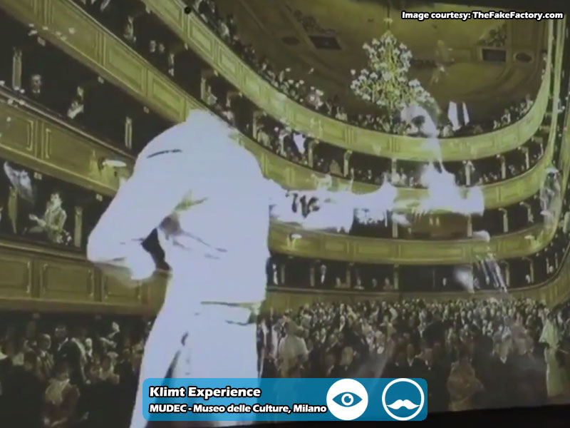 Klimt Experience presso MUDEC di Milano   Foto 12