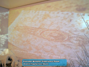 Extreme Weather Experience Room nel Woolrich Flagship Store di Milano   Foto 04
