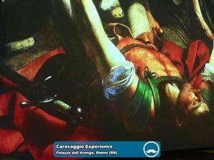 Caravaggio Experience presso Palazzo dell'Arengo a Rimini | Foto 04