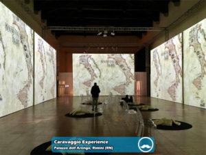 Caravaggio Experience presso Palazzo dell'Arengo a Rimini | Foto 07