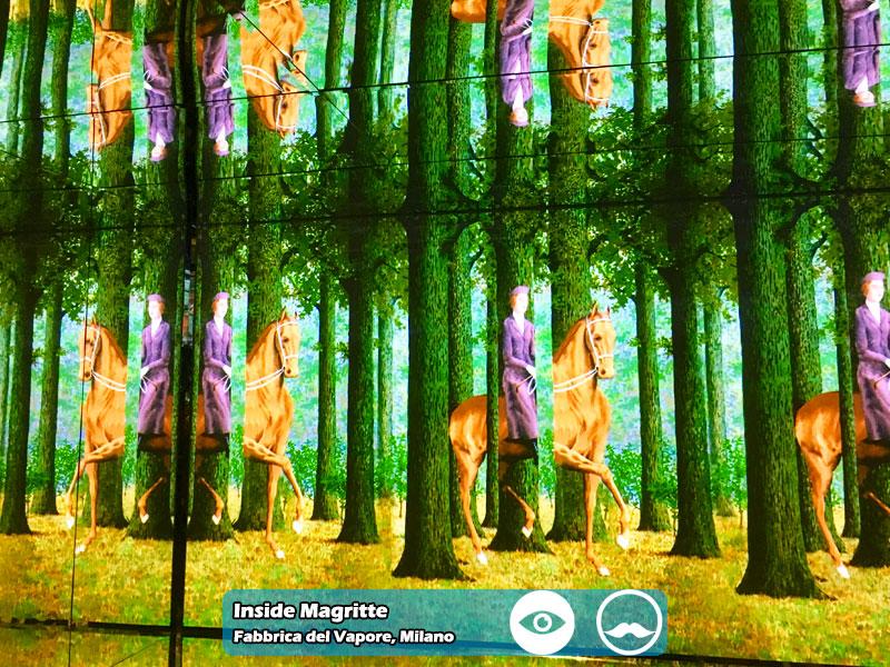 Inside Magritte presso la Fabbrica del Vapore di Milano | Foto 02