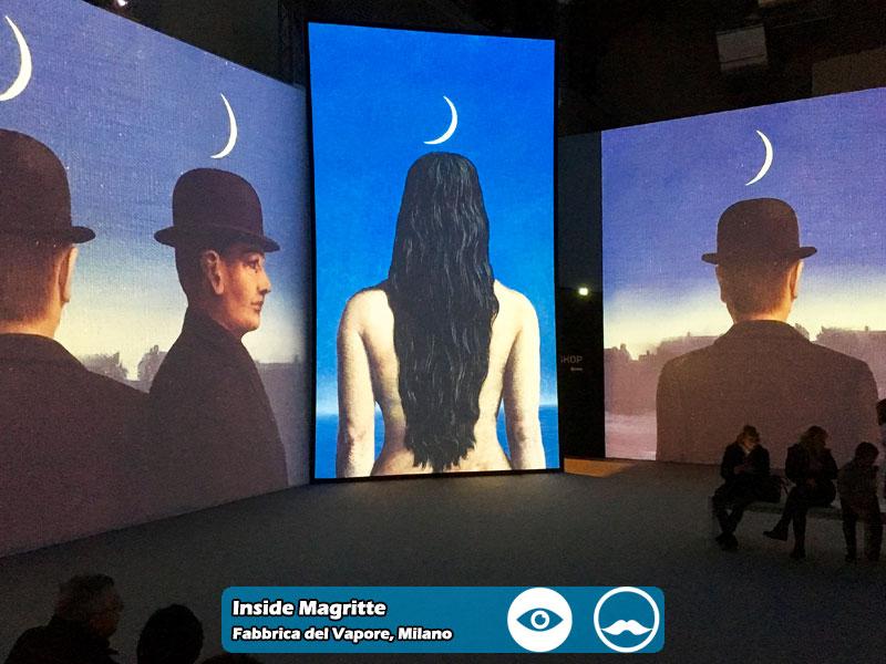 Inside Magritte presso la Fabbrica del Vapore di Milano | Foto 04