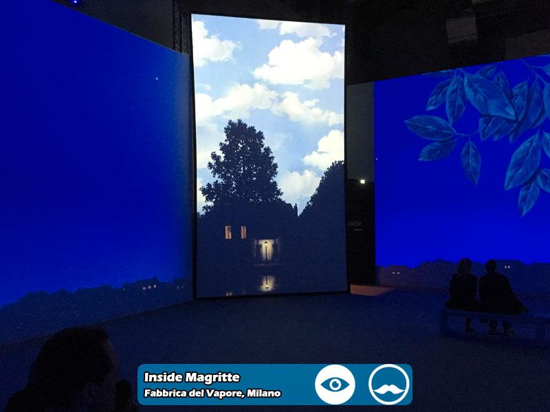 Inside Magritte presso la Fabbrica del Vapore di Milano | Foto 06