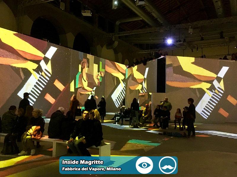 Inside Magritte presso la Fabbrica del Vapore di Milano | Foto 09